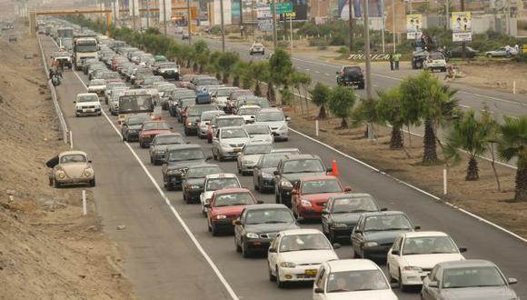 Buscan agilizar el tránsito. (Perú21)
