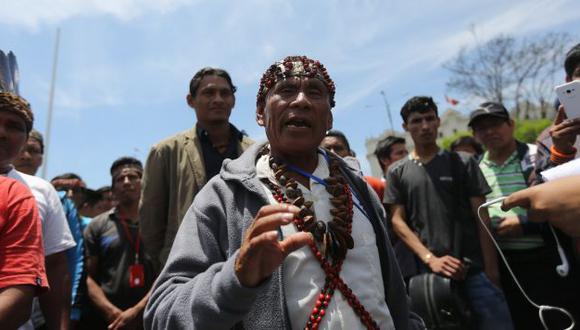 Ejecutivo reinició este lunes el diálogo en Saramurillo. (Anthony Niño de Guzmán)