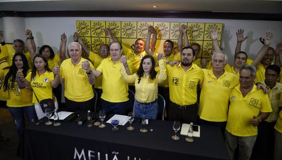 Cinco candidatos de Solidaridad Nacional por Lima fueron excluidos de la contienda electoral por el JNE. Foto: GEC