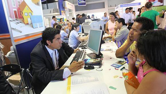 Muchas familias tienen capacidad de endeudarse, dice la SBS (USI)
