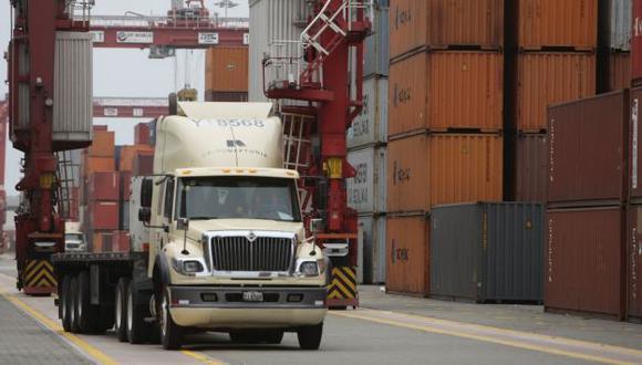 Las exportaciones en las naciones desarrolladas crecerían 2%. (Rafael Cornejo)