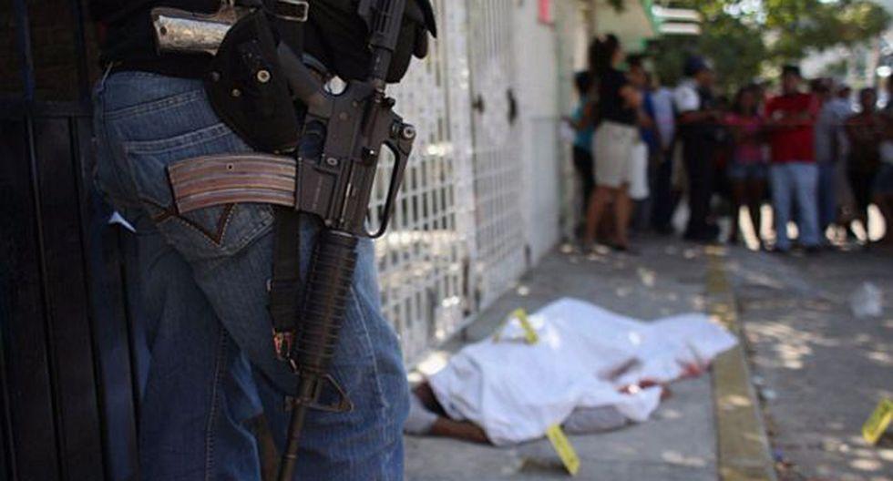México: más de 28 mil muertes vinculadas al narcotráfico durante gobierno de Enrique Peña Nieto. (Getty)