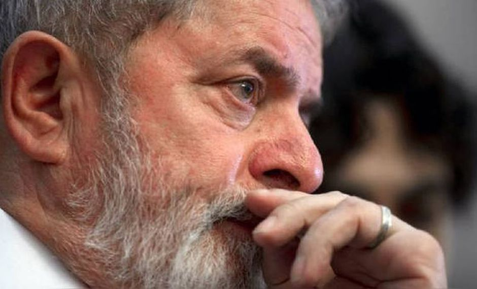 El ex líder sindical, Lula da Silva, se declara inocente en todos y denuncia un acoso judicial y mediático para impedir que el PT vuelva al poder.(Foto: AFP)