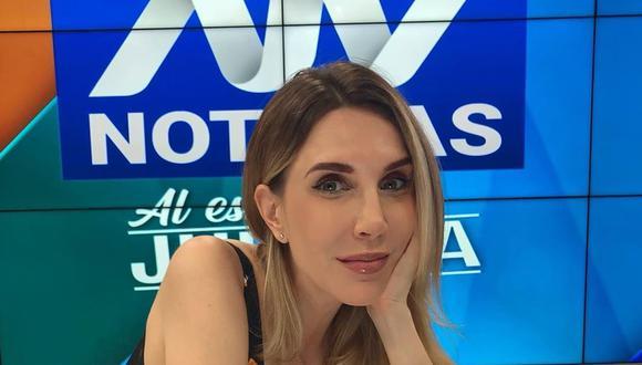 """Juliana Oxenford sobre la extensión de la cuarentena: """"Si no es a jalón de orejas no aprendes""""  (Foto: Instagram)"""