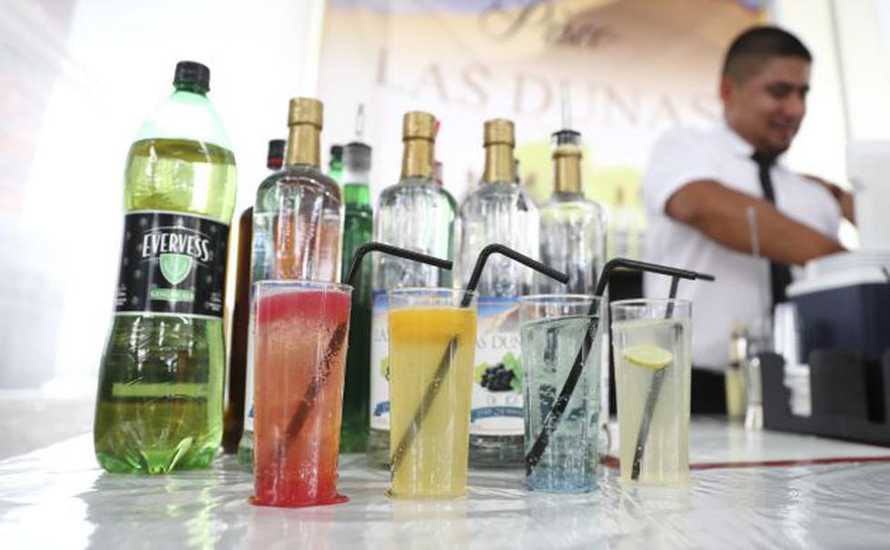 Esta bebida se encuentra hecha a base de pisco, nuestro licor de bandera. (USI)