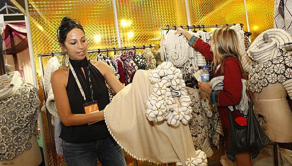 Fibras de alpaca conquistan cada vez más mercados. (USI)