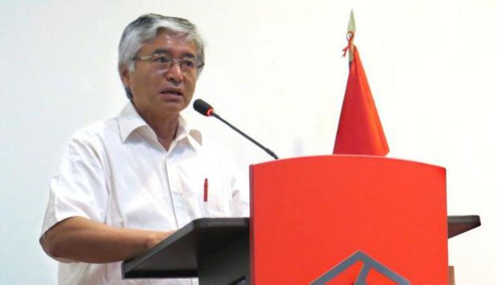 Arturo Yep (Colegio de Arquitectos del Perú)