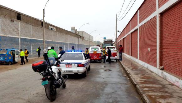 Los operativos se ejecutaron en las zonas de Mirones Bajo, Cárcamo, así como en las avenidas Universitaria, Dueñas, Minerales, entre otros puntos. (Difusión)
