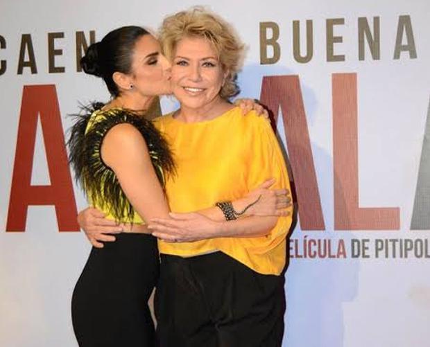 Gabriela Michel is the mother of Aislinn, Eugenio Derbez's first daughter (Photo: Aislinn Derbez / Instagram)