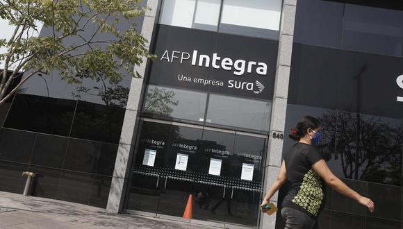 Retiro de fondos de AFP será en tres armadas y trámite será virtual. (Foto: Cesar Campos / GEC)