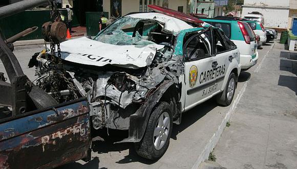 Los heridos fueron trasladados al hospital Ramón Rezola de Cañete. (USI/Referencial)