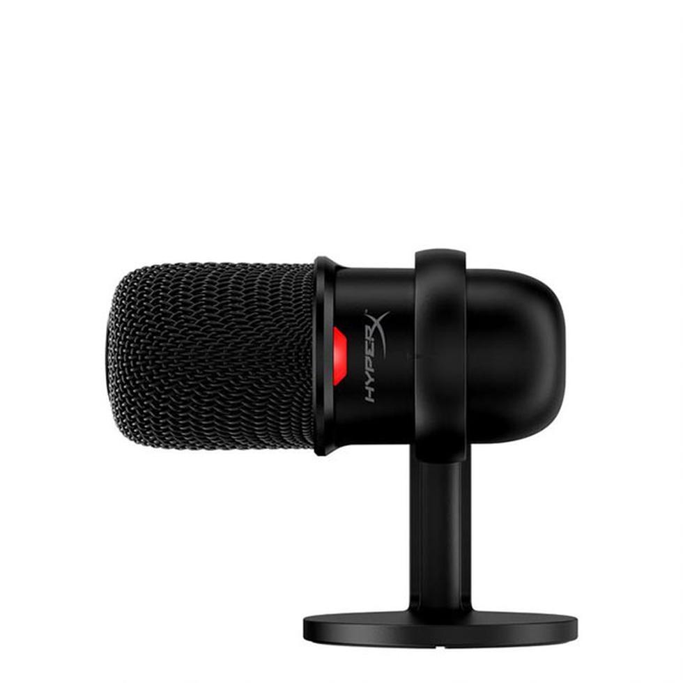 El nuevo micrófono de HyperX goza de grandes características.