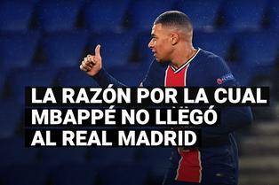 Kylian Mbappé y el motivo por el cual no concretó su llegada al Real Madrid