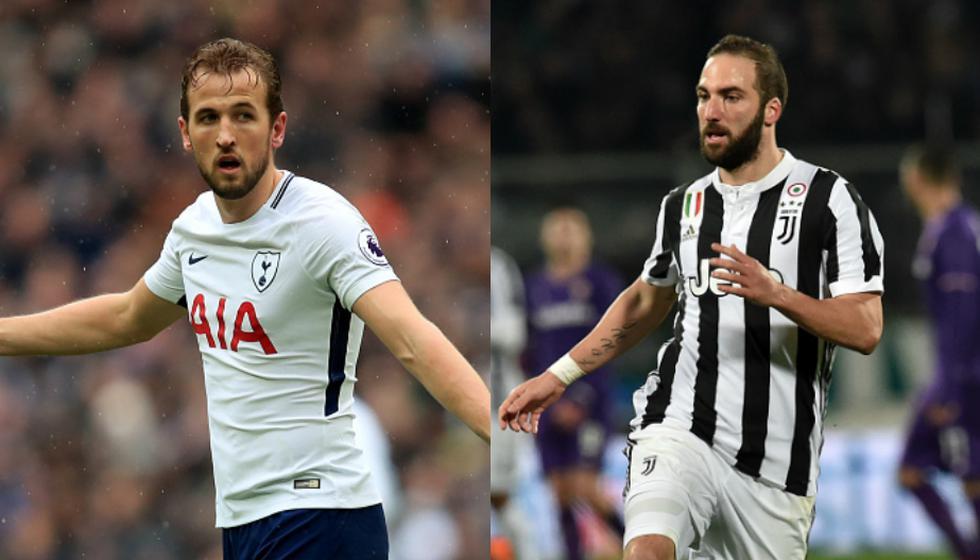 Juventus y Tottenham Hotspur se miden en el regreso de la Champions. (Getty Images)