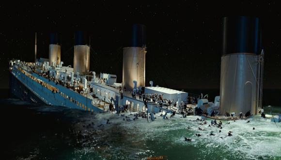 El RMS Titanic se hundió el 15 de abril de 1912, dejando más de 1.500 muertos (Foto: 20th Century Fox)