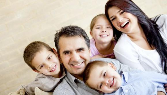 Enseñe valores a sus hijos con el ejemplo. (USI)