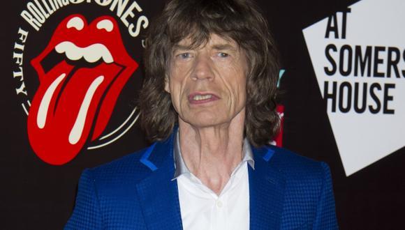 Mick Jagger prepara el funeral de su novia L'Wren Scott.
