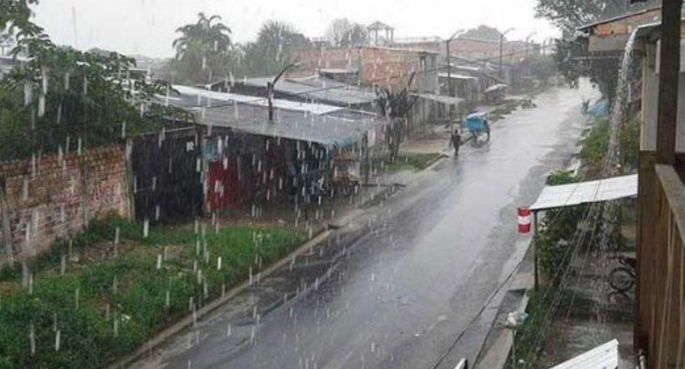 En los puntos en donde se presentarán las lluvias, las temperaturas disminuirán entre 3 y 4 grados. (Foto: Andina)