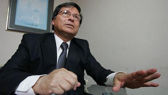 Marcos Ibazeta cuestiona designación de Guido Bellido como premier.