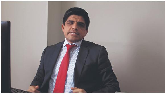 Juan Carrasco era fiscal de Crimen Organizado en Chiclayo. (GEC)