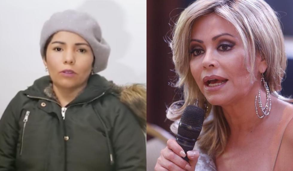 Susan Ochoa denunció que Gisela Valcárcel la humilló. (Perú21)