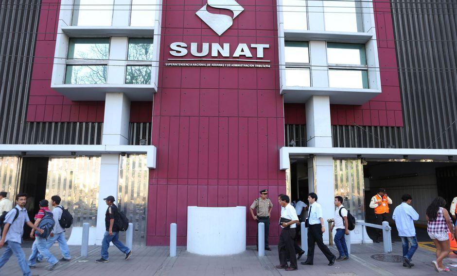 La Resolución de Superintendencia Nº 167-2019/Sunat se publicó hoy en el Diario Oficial El Peruano. (Foto: Andina)
