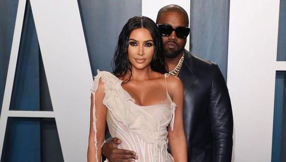 Kim Kardashian ya estaría negociando su divorcio de Kanye West y este sería el punto más complicado.(Foto: @kimkardashian).