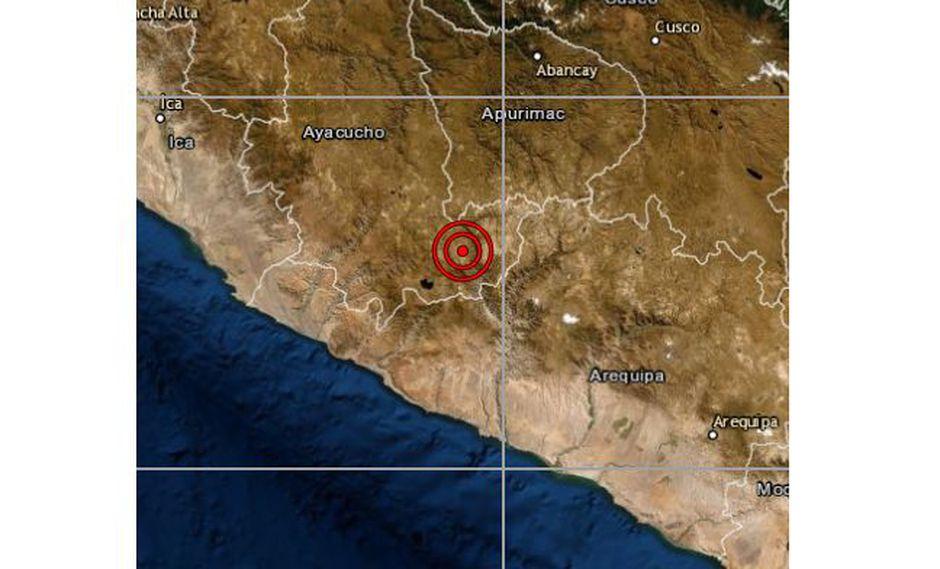 El Instituto Nacional de Defensa Civil (Indeci) aún no ha reportado daños personales ni materiales a causa del sismo ocurrido esta mañana. (Foto: IGP)