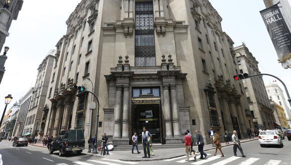 La bolsa limeña inició la jornada del viernes con una caída en sus principales acciones. (Foto: GEC)