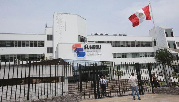 Según la propuesta legislativa, el Consejo Nacional de Asuntos Universitarios (CONAU) revisaría en segunda instancia las decisiones de la Sunedu. (Foto: GEC)