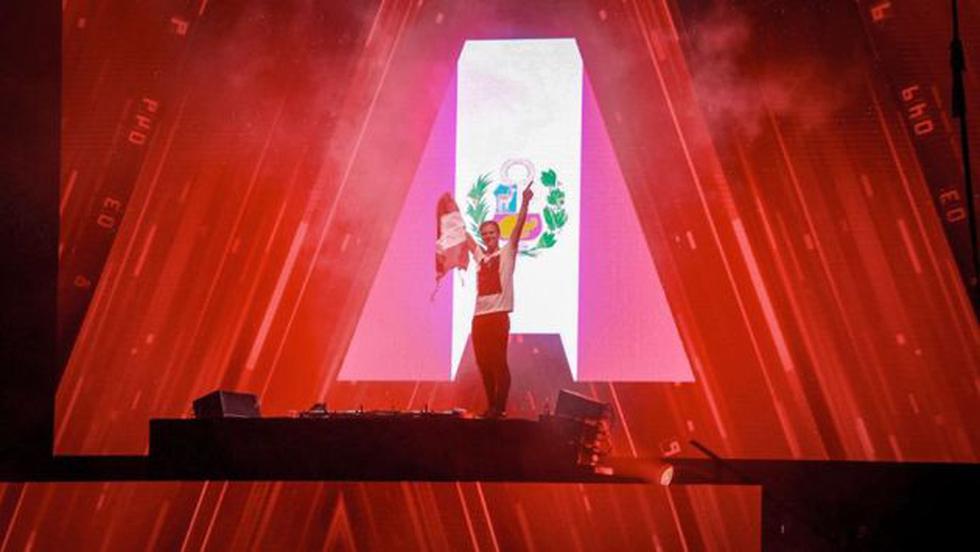 Armin Van Buuren en Lima: El día en que la leyenda viviente del trance regresó a Perú. (Santos Photography)