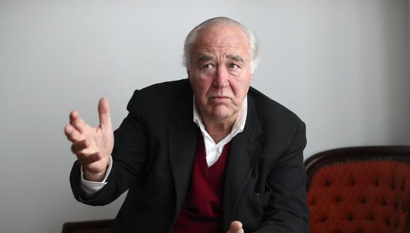 """García Belaunde consideró que se""""justifica plenamente"""" el rechazo al pedido de asilo de Alan García.(Foto: GEC)"""