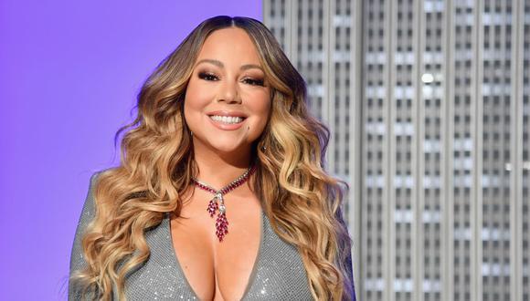 """La cantante Mariah Carey lanzará su  autobiografía llamada """"The meaning of Mariah Carey"""", donde también hablará de su vida amorosa. (Foto: Angela Weiss / AFP)."""