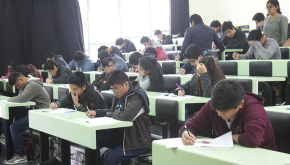 Importante. Se busca garantizar acceso a educación superior. (Créditos: GEC)