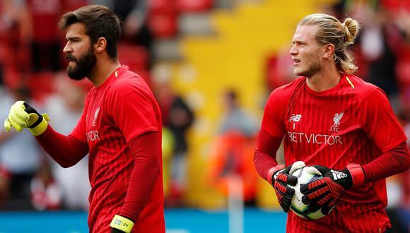 Alisson no ha recibido goles en la Premier League. (Foto: Reuters)