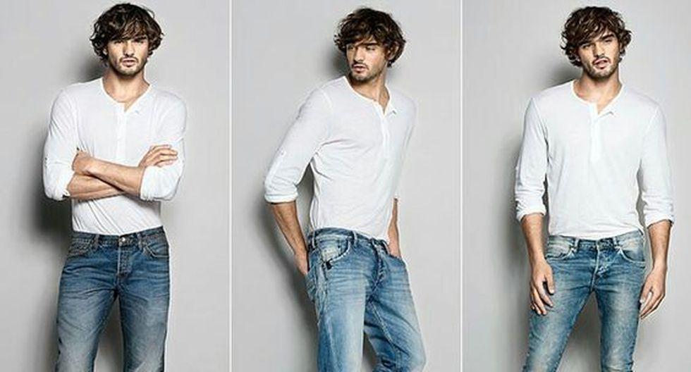 El pantalón es la pieza fundamental en la indumentaria masculina. (Foto: Pinterest DCasesimagen)