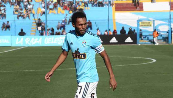 Carlos Lobatón se despidió de Sporting Cristal. (Foto: GEC)