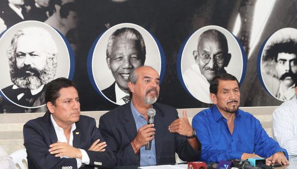 El pasado 15 de marzo del 2018 el JNE anuló la inscripción del Comité Ejecutivo Nacional y la Dirección Nacional de Política del Partido Aprista Peruano debido a presuntas irregularidades en el proceso de elecciones internas de dicha agrupación. (Foto: GEC)