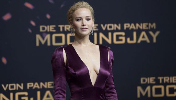 Jennifer Lawrence contó detalles de la grabación de 'Passengers'. (EFE)