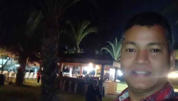 David Arrieta era buscado desde el viernes último y lo encontraron muerto en Lurín. (Facebook)