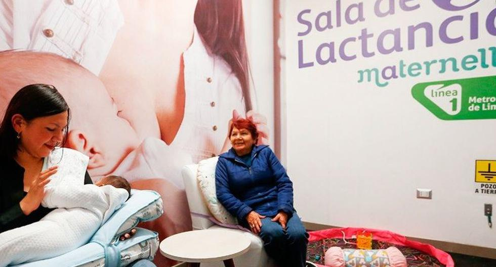 El espacio está ubicado en la Estación Gamarra (La Victoria), debido a que es una de las estaciones con mayor demanda en el Metro de Lima. (Foto: Línea 1)