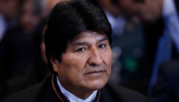 Los detractores de ex mandatario de Bolivia Evo Morales cuestionaron los gastos en la Casa Grande del Pueblo, mientras que él aseveró que ayudaría a reducir los costos por alquileres de dependencias públicas. (Foto: EFE)