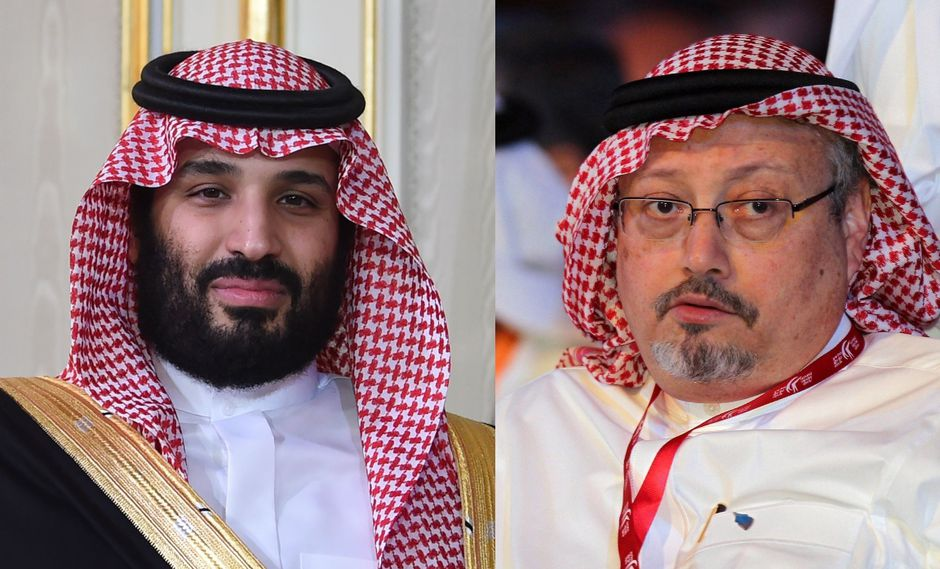 Khashoggi fue presuntamente asesinado y descuartizado por agentes saudíes en el consulado de Arabia Saudita en Estambul el 2 de octubre del año pasado. (Foto: AFP - EFE)