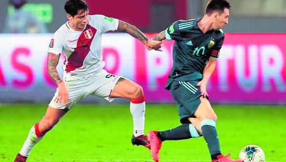Lionel Messi es el capitán de la Selección Argentina que chocará ante Perú por las Eliminatorias a Qatar 2022. (Foto: Agencias)