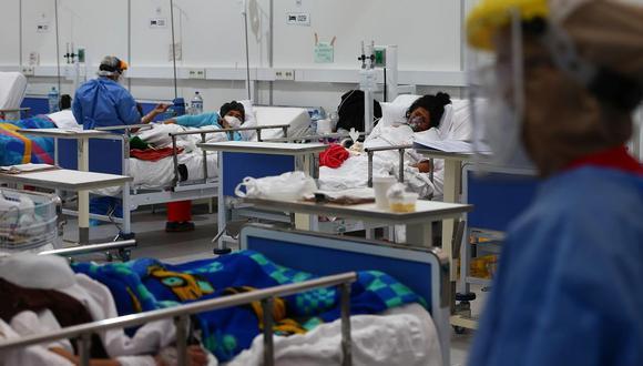 Junín: región registró 7 mil nuevos casos de COVID-19 en octubre tras salir de cuarentena (Foto: GEC).