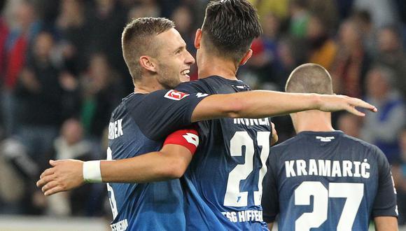 Bayern Munich sufrió su primera derrota en la Bundesliga. (AFP)