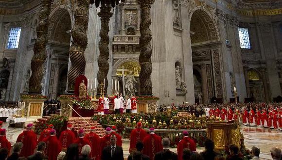 GRAVE CRISIS. Un cardenal italiano sería otro 'cuervo' (traidor) de la Santa Sede, según la prensa. (AP)