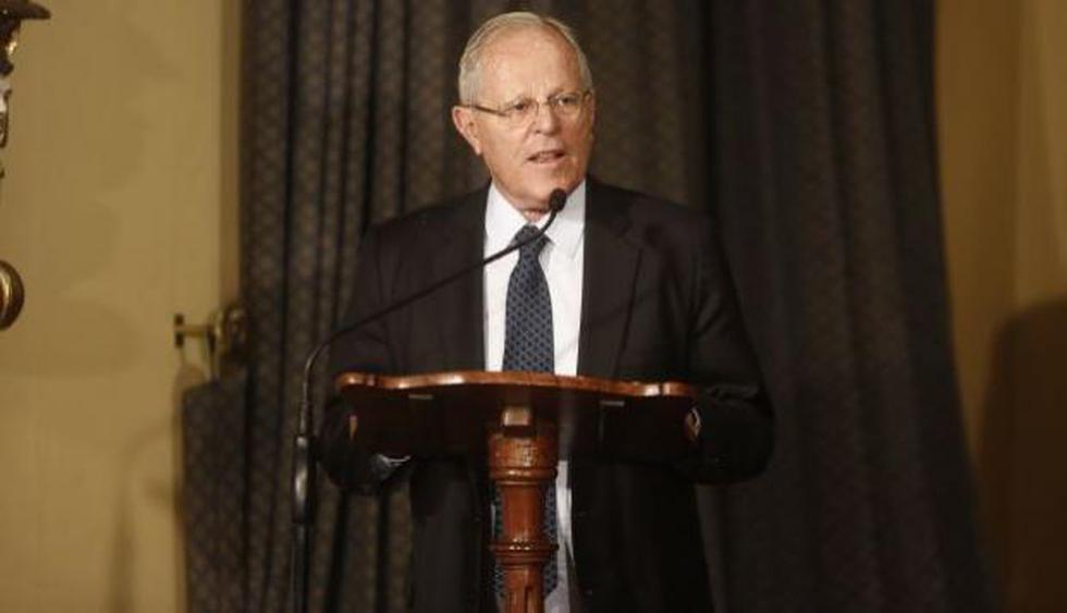 PPK confirmó que ha sido asesor financiero de varias empresas del sector público y privadas. (Foto: Perú 21)