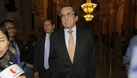 Jorge del Castillo es investigado por presunto peculado en el caso de su exasesora. (Foto: GEC)