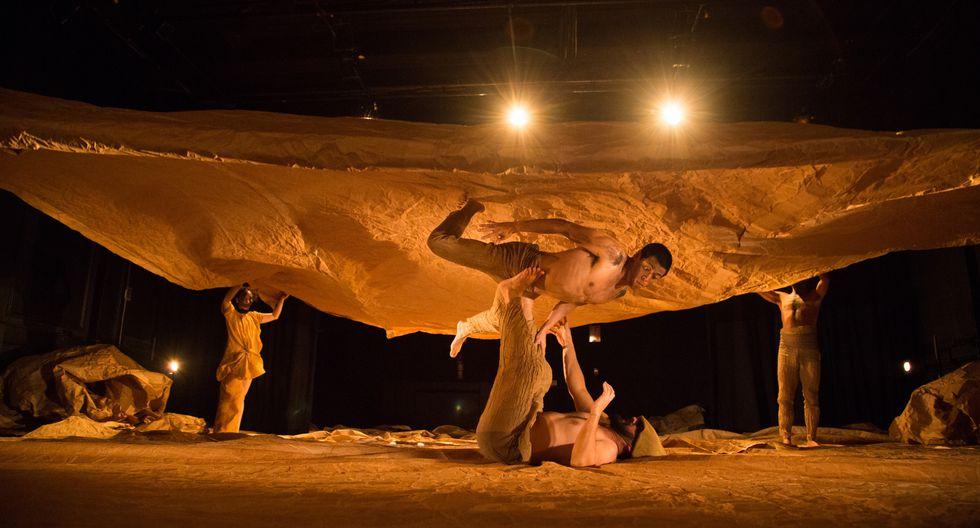 'Gnosienne' es una de las puestas en escena que se presentarán en la tercera edición de Temporada Alta (Difusión).